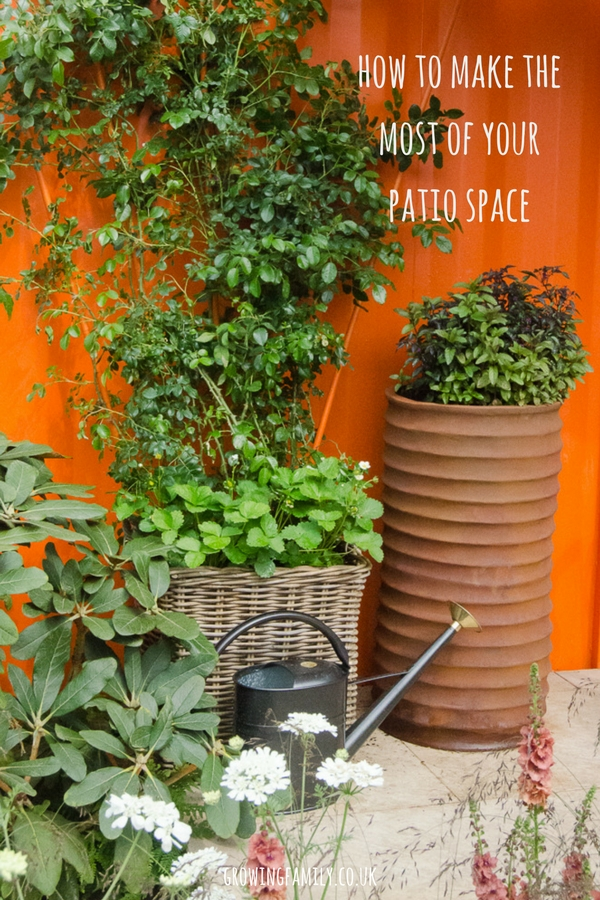 It may be a hardworking area, but a patio can also really enhance your outdoor space. Here are lots of simple but effective ways to give your patio a lift.