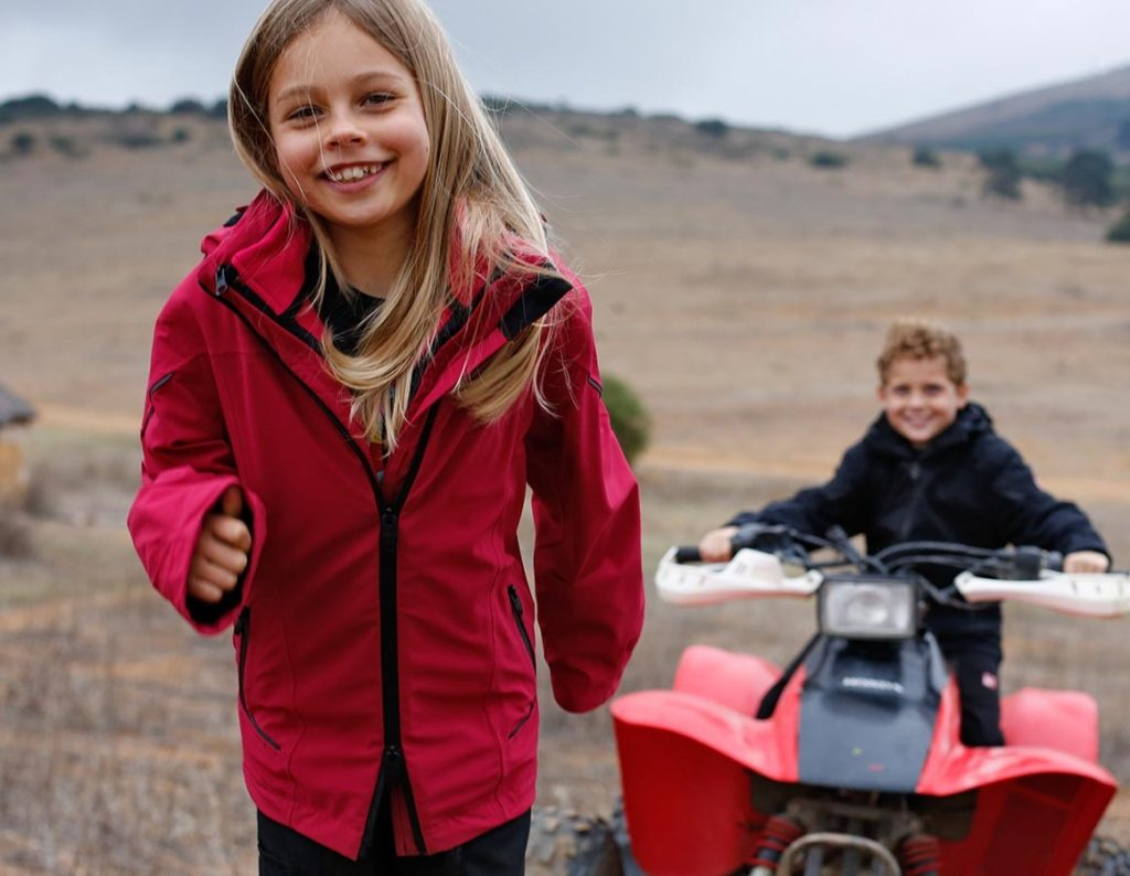 waterproof kids jackets from engelbert strauss