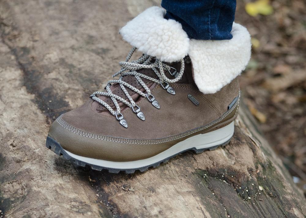hi tec kono espresso womens walking boots