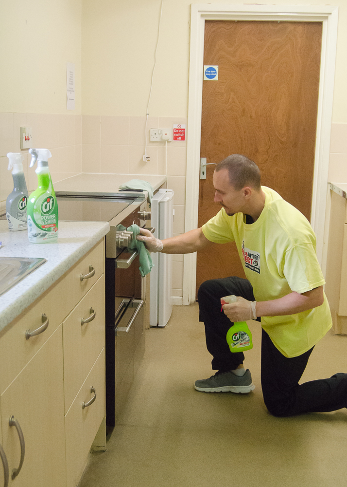 cif community clean project moorlands community centre lincoln
