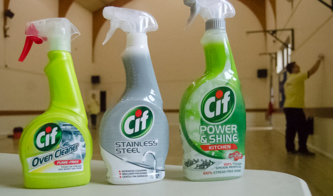 A transformation with the Cif community clean project