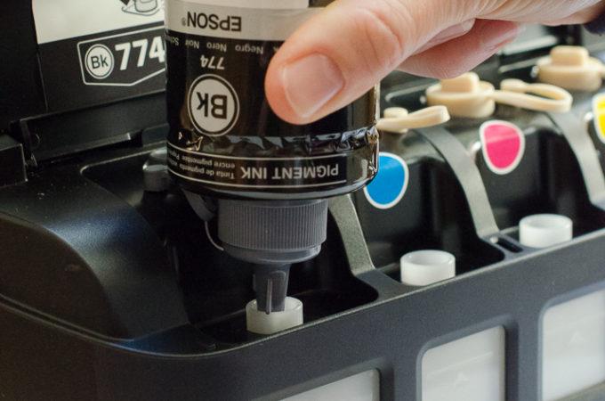Review: Epson EcoTank ET-3600 ink tank printer