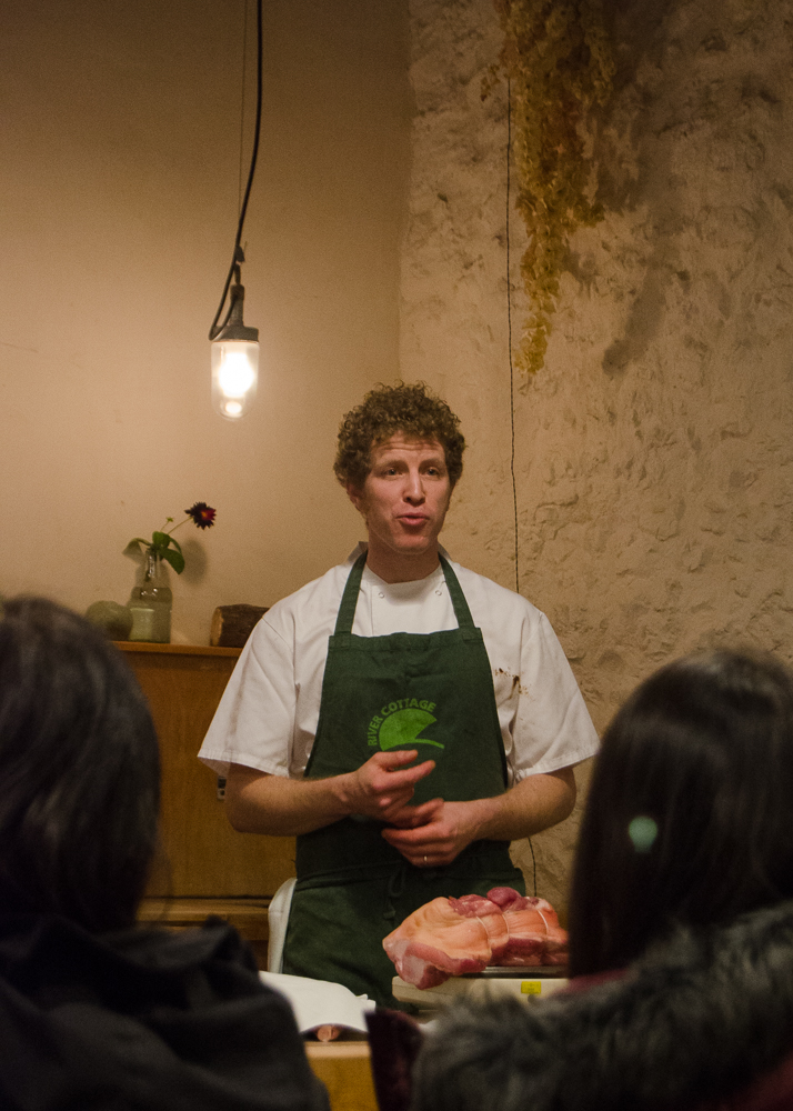 river cottage hq cookery lesson
