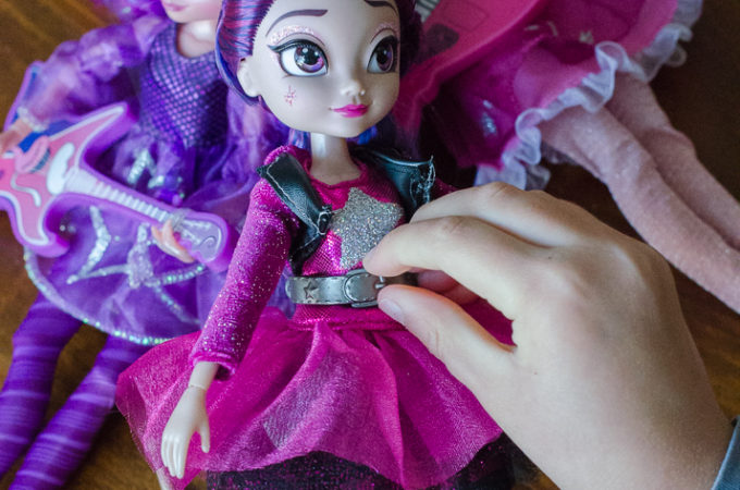Win a bundle of Disney Star Darlings dolls