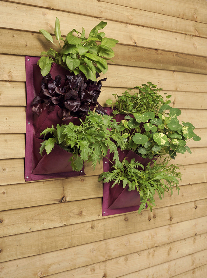 vertiplant from burgon and ball gardening gifts ideas