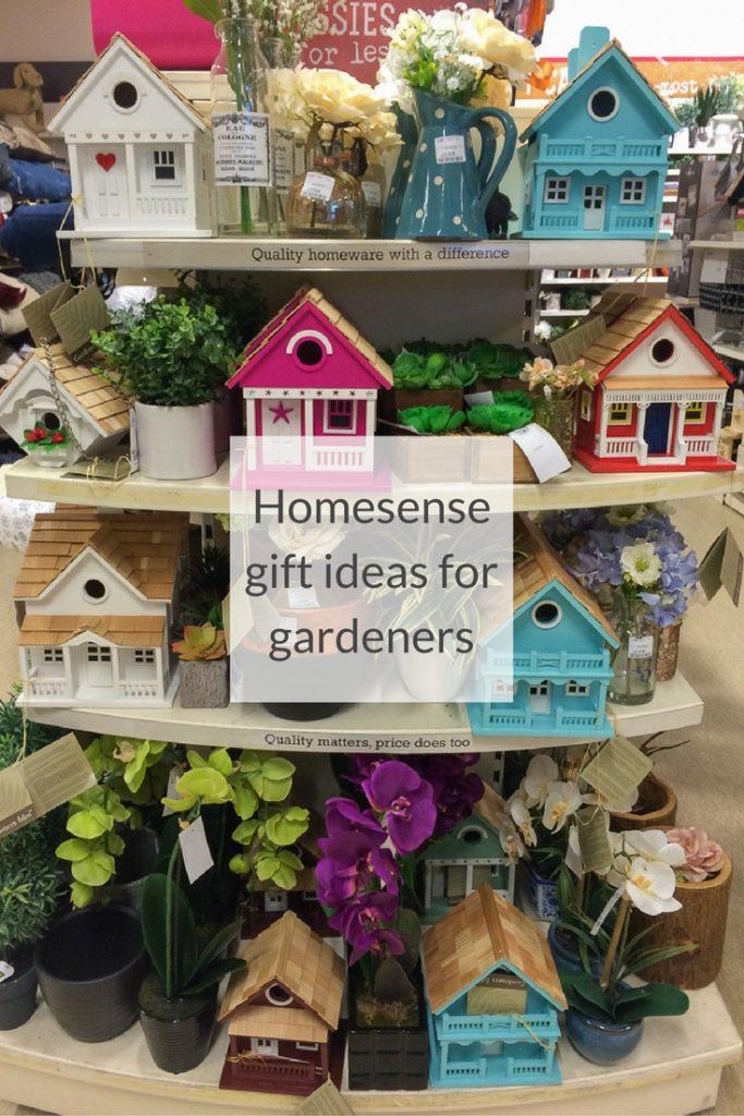 homesense gift ideas for gardeners