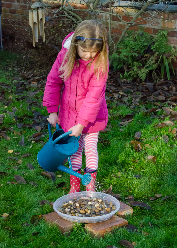 Give nature a home in your garden and encourage birds to visit with this easy guide to making a bird bath - perfect for a fun family nature activity.