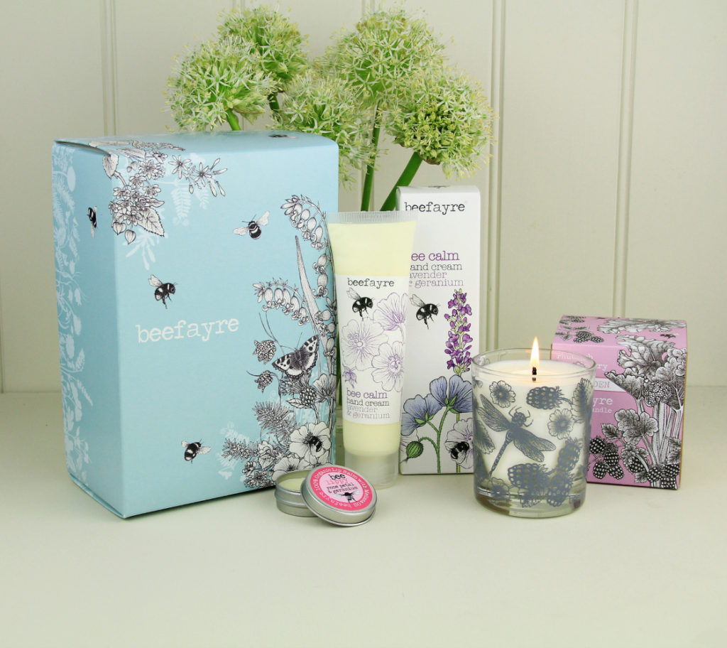 Beefayre Bee Calm Luxury Pamper Gift Box