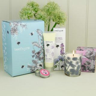 Beefayre Bee Calm Luxury Pamper Gift Box