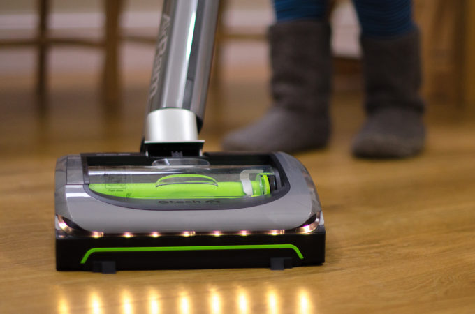 Review: Gtech AirRam MK2 cordless vacuum cleaner
