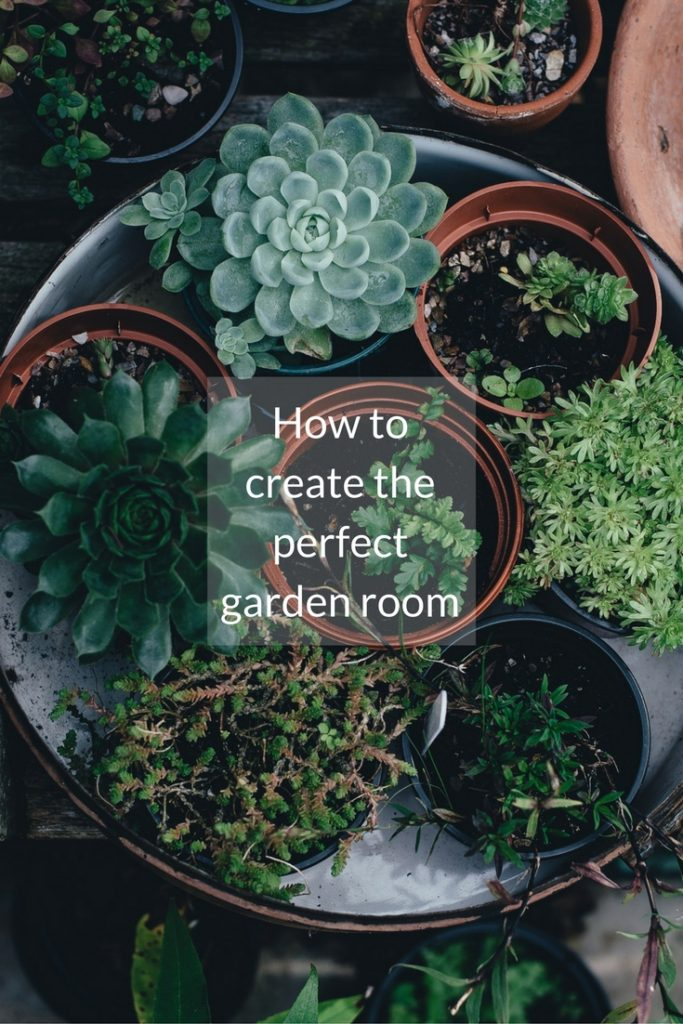A garden room is a gorgeous addition to any house. Here are five tips to help you create your own perfect garden room to suit your home and family.