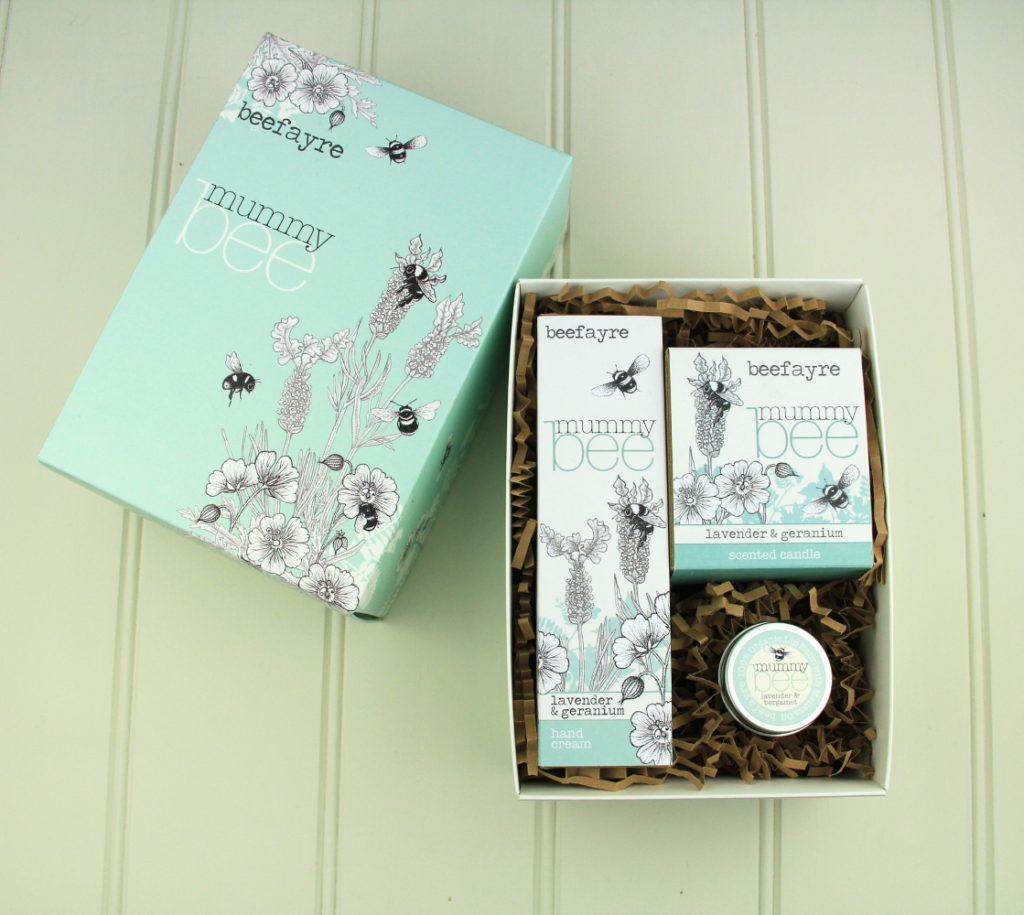 Beefayre Mummy Bee Luxury Pamper Gift Set