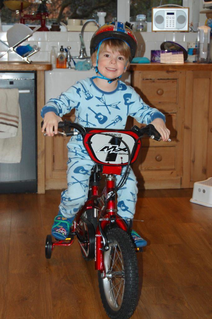 first bike memories