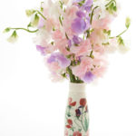 Limited edition Emma Bridgewater sweet pea vase