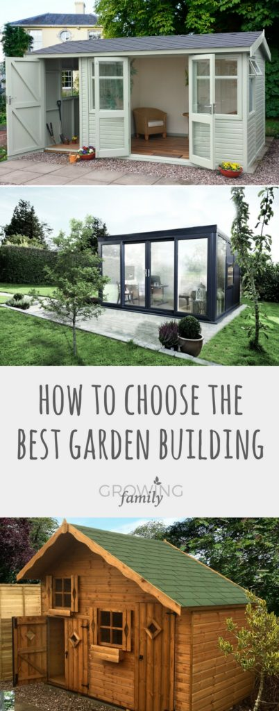 How to choose the best garden building for your home for How to choose a builder for your house