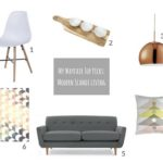 Looking for open plan living inspiration? Check out my top picks from Wayfair for creating the relaxed modern scandinavian look in your home.
