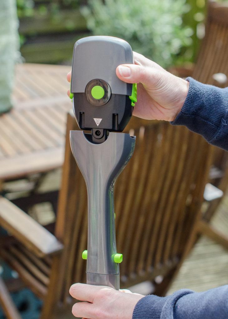 Gtech ST20 grass trimmer battery