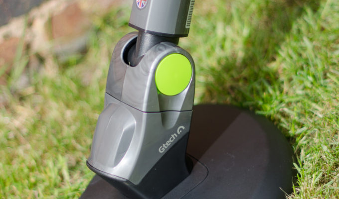 Review: Gtech ST20 Cordless Grass Trimmer