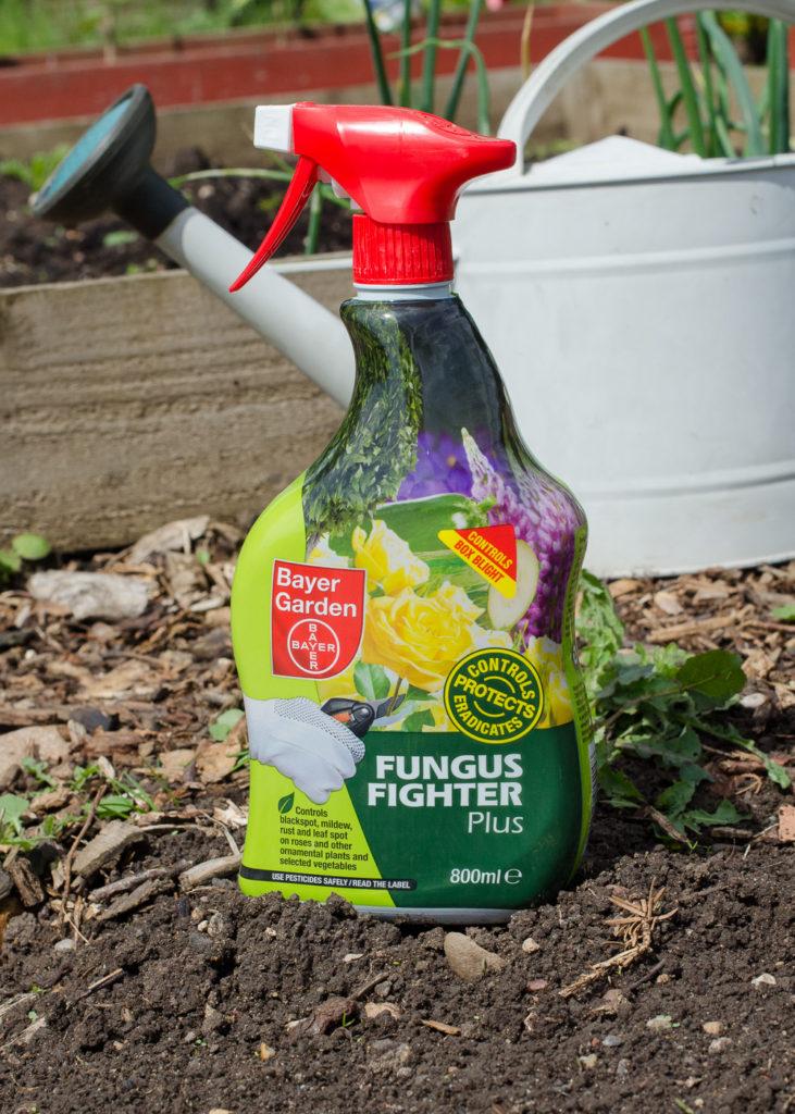 Fungus Fighter Plus