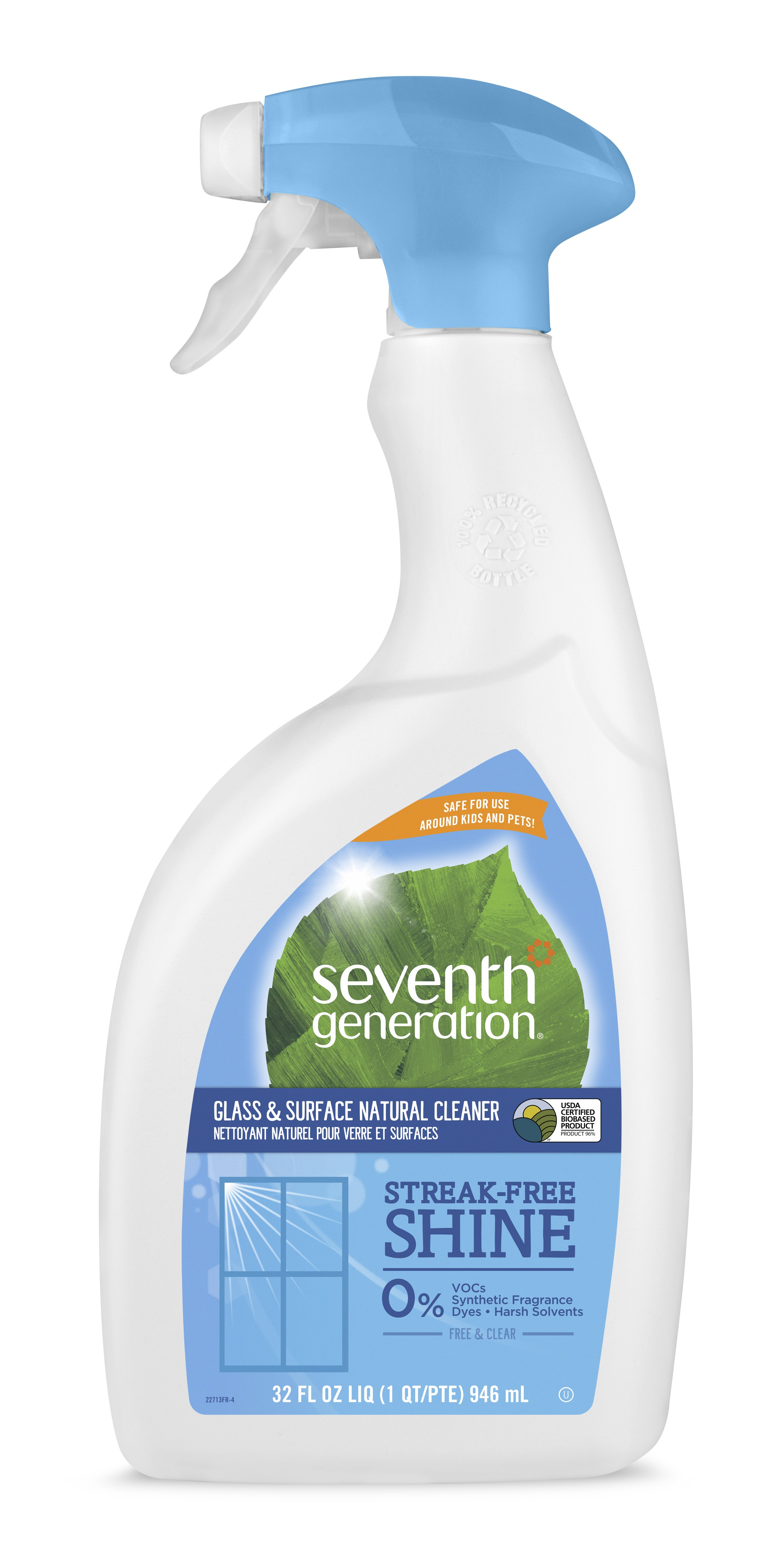 Eco Friendly Cleaning With Seventh Generation Plus