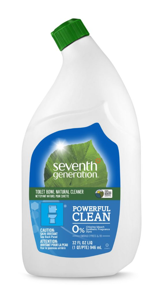 Seventh Generation toilet bowl cleaner