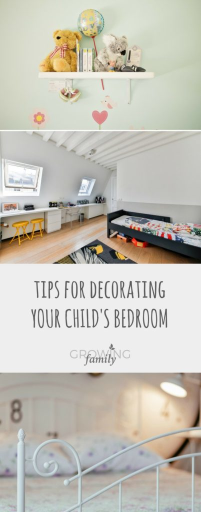 Looking for tips on decorating your child's bedroom? Check out these tips on how to get it right and create the perfect bedroom for your child.