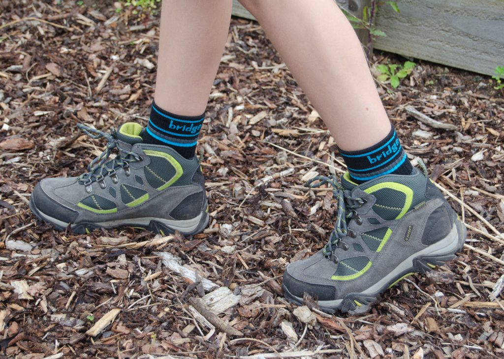 bridgedale Hiker Junior socks