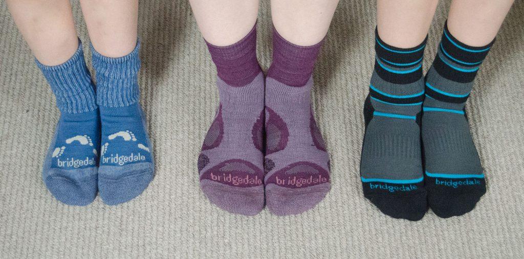 bridgedale socks range