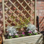 forest toulouse trellis planter