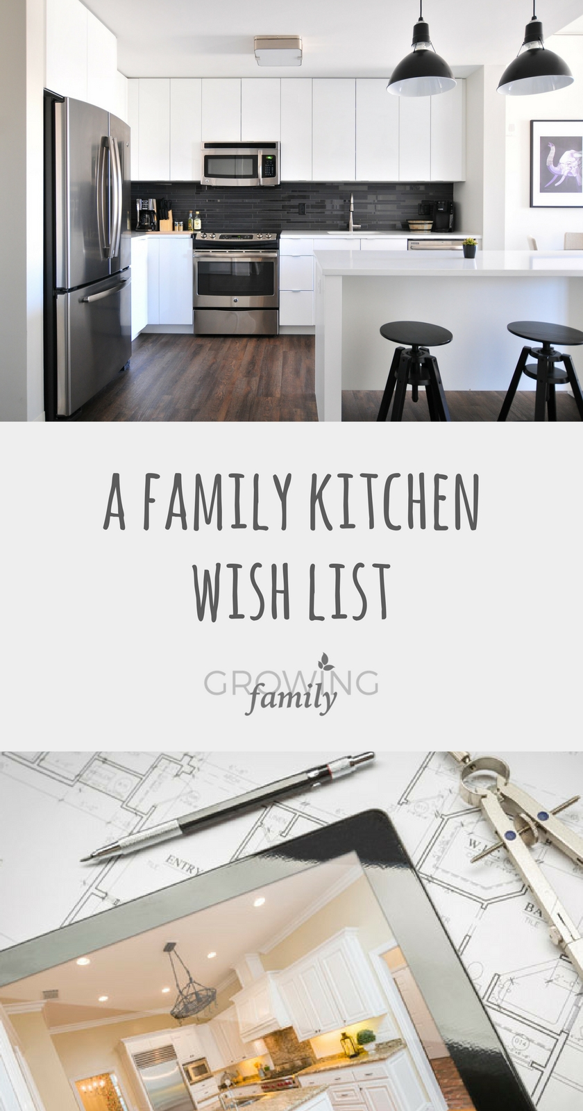 My Family Kitchen Wish List Growing Family