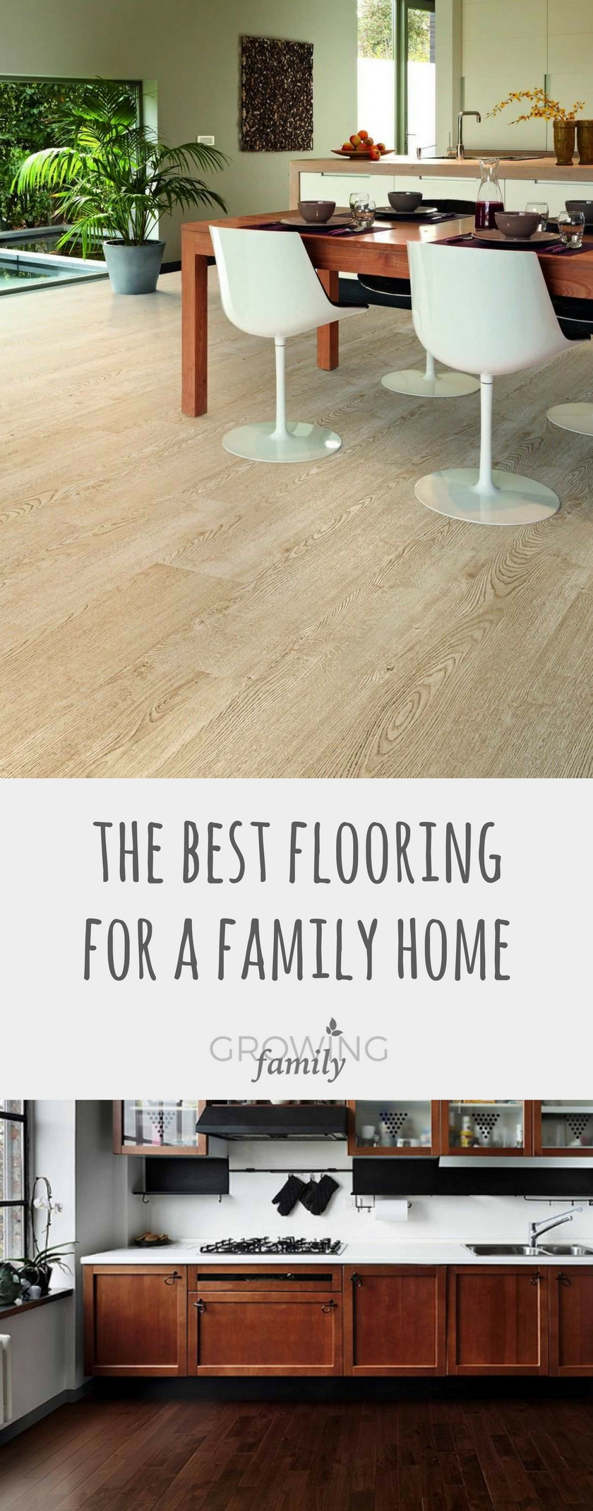 The Best Flooring For A Family Home