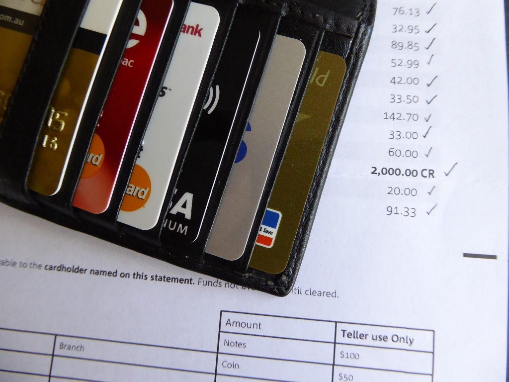 handling debt by tracking finances