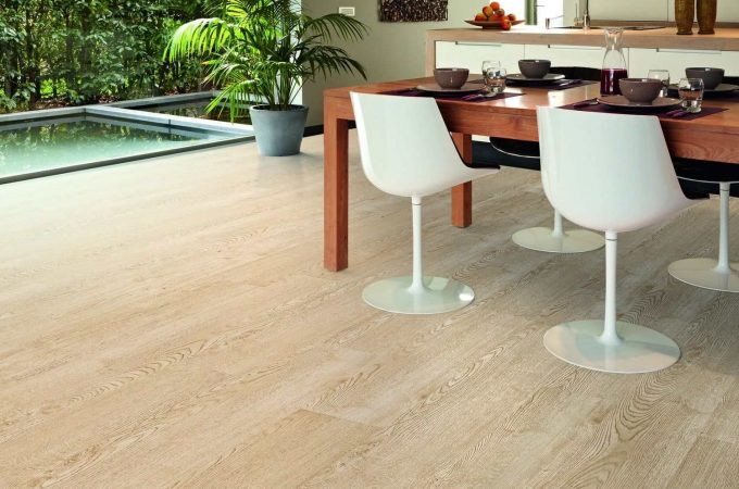kitchen diner flooring