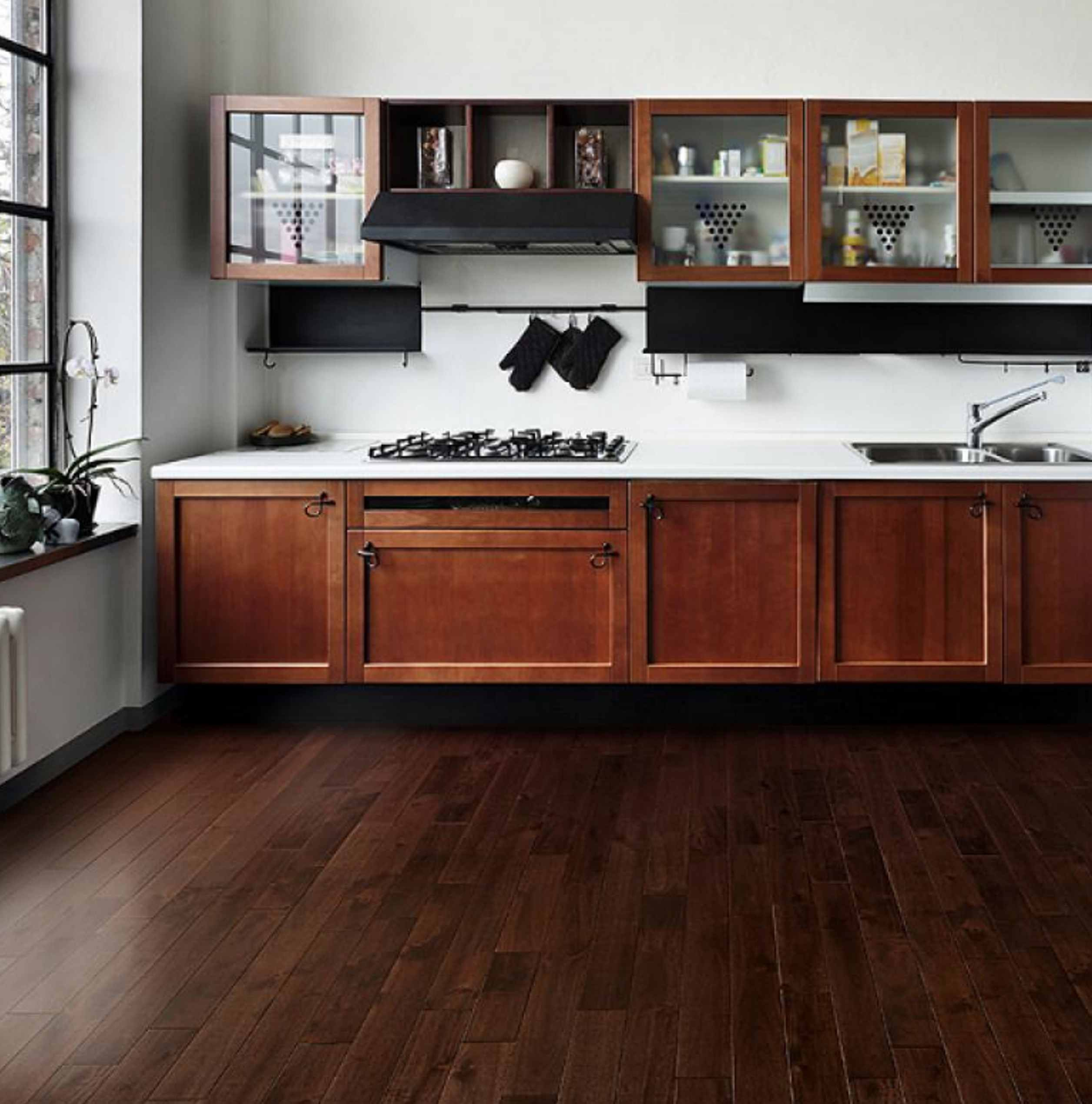 Most Popular Kitchen Flooring: The Best Flooring For A Family Home