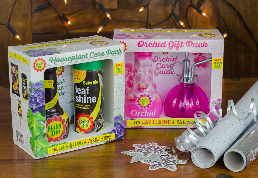 Baby Gift Pack : Indoor gardening gifts from baby bio plus giveaway