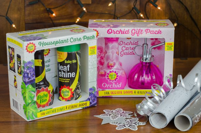 Indoor gardening gifts from Baby Bio plus giveaway