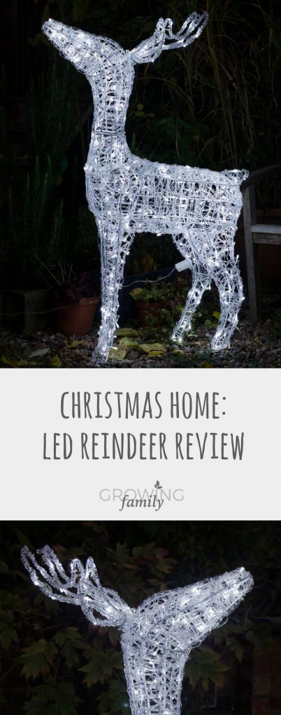 Looking for LED Christmas decorations? We review the Twinkling LED Christmas Reindeer, a stylish way to bring festive sparkle to your home or garden.