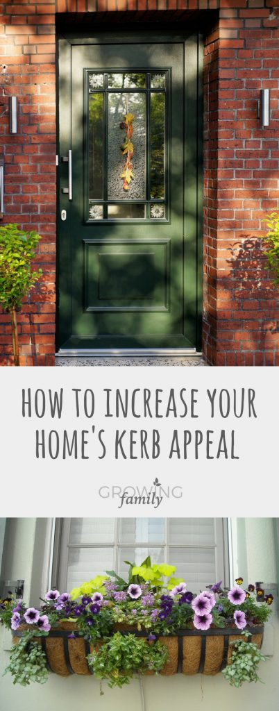 Want to enhance your home's kerb appeal? These six easy ways to set the tone and create a warm welcome will make a big difference without costing a fortune!