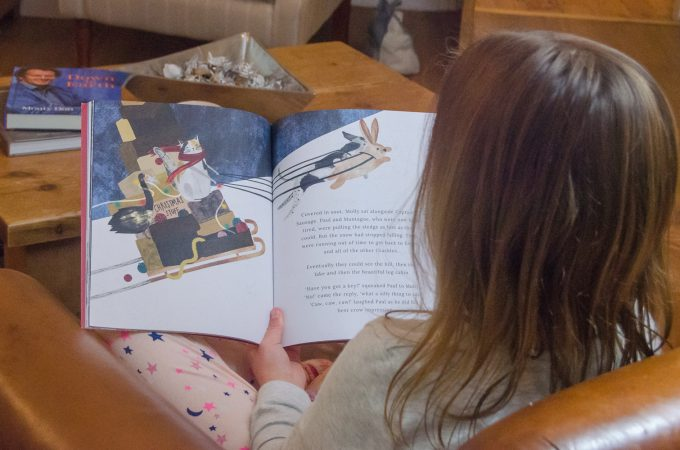 Festive reading: A Christmas Tale from Joules