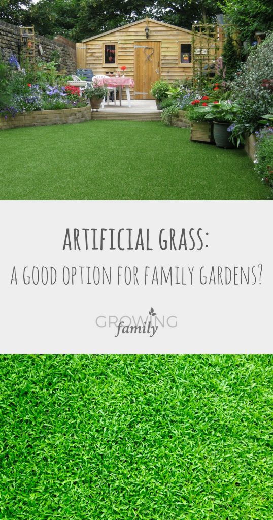 Lawns are a popular choice in family gardens, but they do require a fair amount of maintenance. If you're looking to revamp your family lawn, here are some reasons why artificial grass could be the way to go.