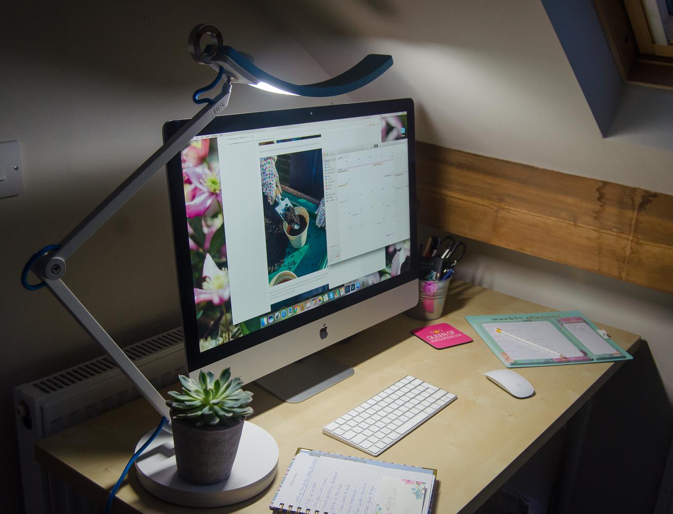 Benq E Reading Led Desk Lamp