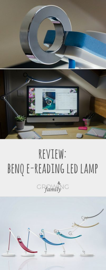 Reviewing the BenQ e-Reading LED lamp. This sleek, modern lamp is specifically designed for digital screen time, and claims to reduce glare and offer even lighting that's easy on your eyes. Check out how it performed!