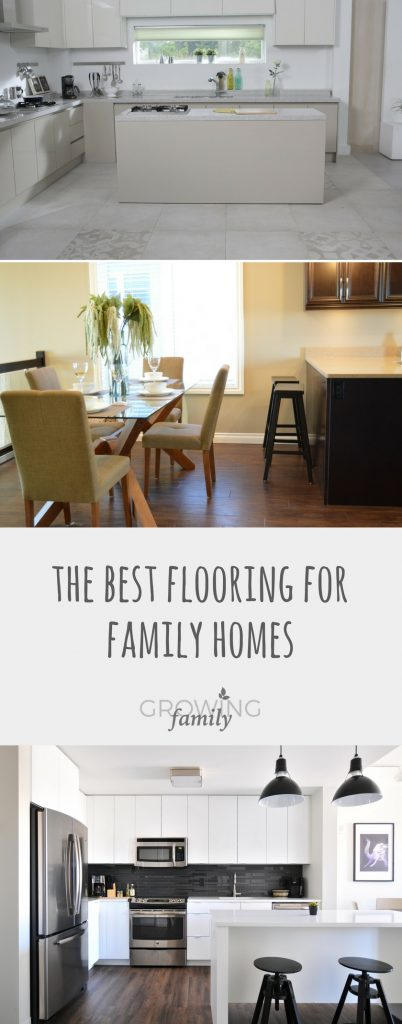Looking to update your flooring? Take a look at the benefits of luxury vinyl flooring, a perfect option for busy family homes.