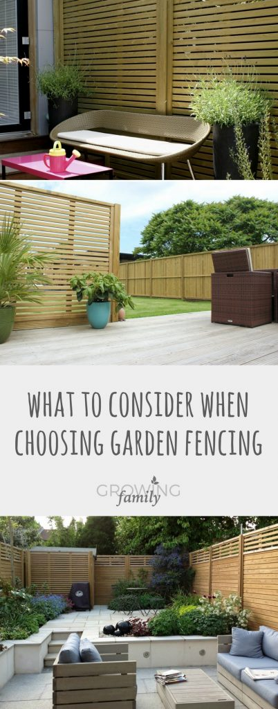 As well as serving a practical purpose, garden fencing can really enhance the look of your outdoor space. This guide covers the important aspects to consider when choosing garden fencing, so you can get it right first time.