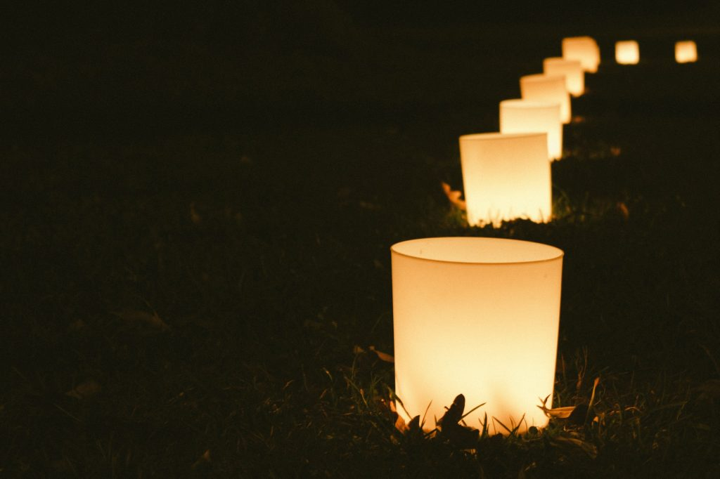 garden lighting - lanterns
