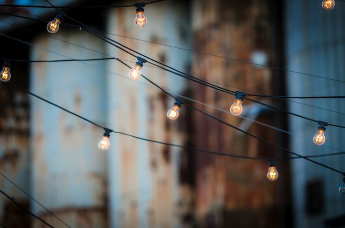Using garden lighting to create safe and attractive outdoor spaces