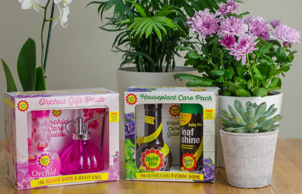 Baby Bio mother's day gift packs