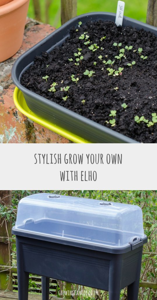 Do you like the idea of growing your own, but struggle with the practicalities? Check out our review of the Green Basics range from Elho, a stylish range of space-saving grow-your-own products that also look great in your garden.