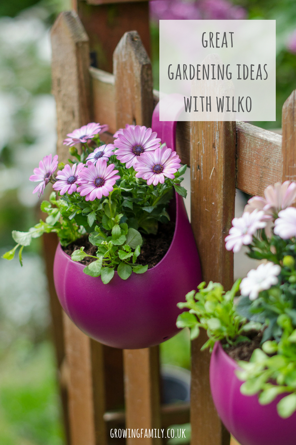 Great gardening ideas with wilko - Growing Family