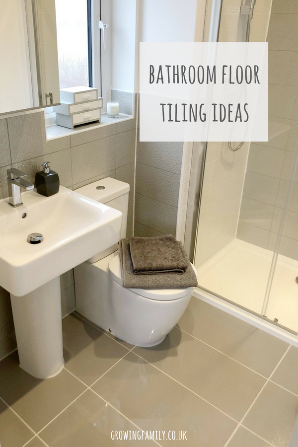 5 Bathroom Floor Tile Ideas - Growing Family